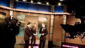 Tom Wopat at Fox 5 hosts