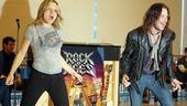 Rock of Ages Meet and Greet  Amy Spanger  Constantine Maroulis