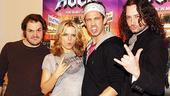 Rock of Ages Meet and Greet  Mitchell Jarvis  Amy Spanger  James Carpinello  Constantine Maroulis