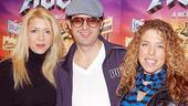 Rock of Ages Meet and Greet  Kelly Devine  Chris DArienzo  Kristin Hanggi