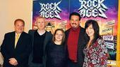 Rock of Ages Meet and Greet  Jeff Davis  Carl Levin  Janet Billing Rich  Barry Habib  Hillary Weaver