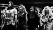 Hair rehearsal – lineup