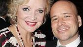 Blithe Spirit Opening Night – Christine Ebersole – Michael Arnold