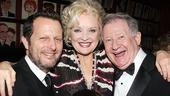 Blithe Spirit Opening Night – Rob Ashford – Christine Ebersole – Harvey Evans