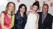 West Side Story opening – Jamie Bernstein – Nina Bernstein – Josefina Scaglione – Alex Bernstein
