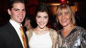 West Side Story opening  Josefina Scaglione  brother  mother