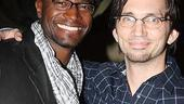 West Side Story opening  Taye Diggs  Andrew Palermo