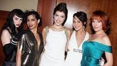 West Side Story opening  Lindsay Dunn  Danielle Polanco  Josefina Scaglione  Kaitlin Mesh  Amy Ryerson