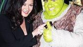 Catherine Zeta-Jones at Shrek the Musical  Catherine Zeta-Jones  Brian dArcy James