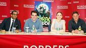 Shrek the Musical CD Signing – Daniel Breaker – Brian d'Arcy James – Sutton Foster – Christopher Sieber