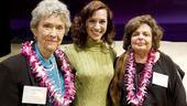 South Pacific 60th Anniversary Reunion – Wendi Bergamini – Leigh Allen Raben – Merle Muskal Reskin