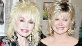 Dolly Parton and sister at 9 to 5 - Dolly Parton - Rachel Dennison