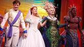 Faith Prince Debuts as Ursula  Faith Prince  Sierra Boggess  Sean Palmer  Norm Lewis
