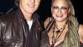 Random celebs at ROA  Michael Keaton  Michele Mais