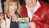 Random celebs at ROA  Maureen  Steve Van Zandt
