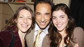 Elena Roger at West Side Story – Elena Roger – Hal Luftig – Josefina Scaglione