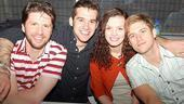 Next to Normal CD Signing – Louis Hobson – Adam Chanler-Berat – Jennifer Damiano – Aaron Tveit