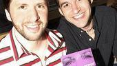 Next to Normal CD Signing – Louis Hobson – Adam Chanler-Berat