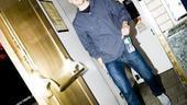 Next to Normal stage door – Aaron Tveit