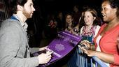 Next to Normal stage door – Louis Hobson