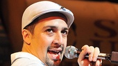 In the Heights Closing Night  Lin-Manuel Miranda