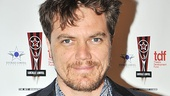 His show Mistakes Were Made had a great run at the Barrow Street Theatre, and Michael Shannon is honored to be nominated for a Lortel Award for Outstanding Lead Actor.