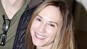 Celebrities at The Normal Heart –Jim Parsons – Holly Hunter