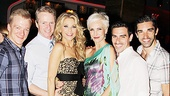 Brinkley Party   Ryan Worsing - Brian OBrien  Christie Brinkley  Amra-Faye Wright  Brian Spitulnik  Peter Nelson