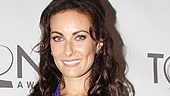 2011 Tony Awards Red Carpet  Laura Benanti