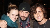 Diego Boneta at &lt;i&gt;Rock of Ages&lt;/i&gt; - Emily Padgett  Adam Dannheiser  Diego Boneta