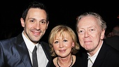 Once opening night  Steve Kazee  Mary Curtain  Bob Crowley   