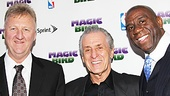 Magic.Bird Opening Night – Larry Bird – Pat Riley – Magic Johnson