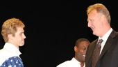 Magic.Bird Opening Night  Tug Coker  Larry Bird 