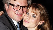 Peter and the Starcatcher Opening Night  John Ellison Conlee  Celia Keenan-Bolger 