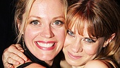 Peter and the Starcatcher Opening Night – Celia Keenan-Bolger – Elizabeth Stanley