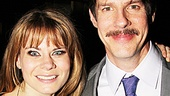 Peter and the Starcatcher Opening Night  Celia Keenan-Bolger  Rick Holmes