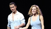 Ghost Opening Night  Richard Fleeshman  Caissie Levy 
