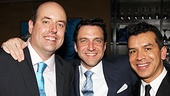 Leap of Faith Opening Night – Christopher Ashley - Raúl Esparza – Sergio Trujillo