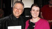 Leap of Faith Opening Night  Alan Menken  Mayor Office Official 