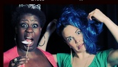 2012 Audience Choice Awards Photo Booth  - Capathia Jenkins – Kara Lindsay
