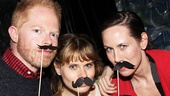 Menzel Diggs at Starcatcher  Jesse Tyler Ferguson  Celia Keenan-Bolger  Miriam Shor 