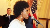 David Bryan Grand Piano to State Department – Dan'yelle Williamson -