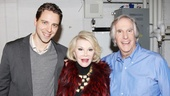 The Performers  preview opening  David West Read  Joan Rivers  Henry Winkler