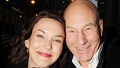 'Breakfast at Tiffany's' Opening — Sunny Ozell — Patrick Stewart