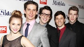 Matilda – Opening Night – Ensemble