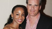 Did you know that The Cradle Will Rock co-stars Anika Noni Rose and Michael Park appeared in separate Broadway revivals of Cat on a Hot Tin Roof?