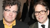 Playwright Kenneth Longeran reunites with longtime buddy Matthew Broderick.
