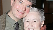 Co-stars Jefferson Mays & Jane Carr