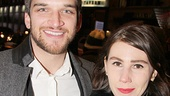 Girls star Zosia Mamet has a date night with her boyfriend and former Really Really co-star Evan Jonigkeit.