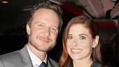 Stage vet Will Chase welcomes his girlfriend Debra Messing to the Broadway club!